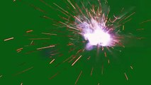 Welding Sparks 01 Green Screen Chrome Key Adobe After Effects Green Screen Chroma Key Effects AAE