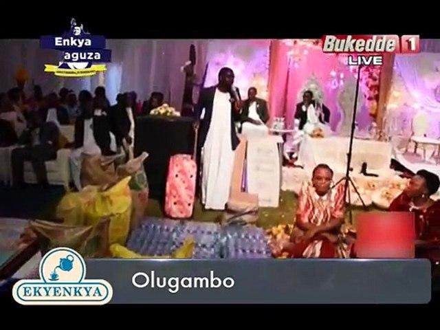 OLUGAMBO-EBYABADDE MU KWANJULA N'EMBAGA YA JUDITH BABIRYE
