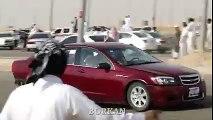 Unbelievable 200km/h drifting in Saudi Arabia.