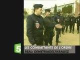 Video Ecole des CRS - CRS, police, formation, école, rigolo