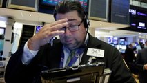 Investors On Wall Street Slam Brakes On Tech Stocks