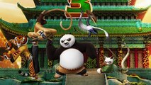 Kung Fu Panda 3 new Finger Family | Nursery Rhyme for Children | 4K Video