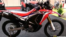 Otto Bike-2019 Honda CRF250 Rally Premium Features Edition First Impression  HD