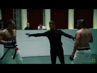 FULL FIGHT Karate Combat: Olympus - Yaser Sahinteken vs Wellington Barbosa