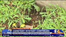 Headstones Missing from Five Cemeteries Mysteriously Show Up at Virginia Graveyard