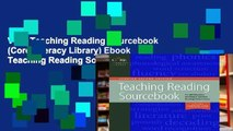 View Teaching Reading Sourcebook (Core Literacy Library) Ebook Teaching Reading Sourcebook (Core