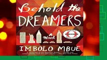 About For Books  Behold the Dreamers (Oprah s Book Club)  Unlimited