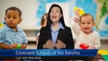 Rebecca G.Covenant Schools of Rio Rancho Rio Rancho Wonderful 5 Star Review by Rebecca G.