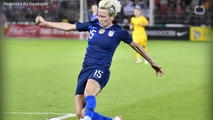 Megan Rapinoe Helps U.S. Women's Team Stay Undefeated In Tournament of Nations