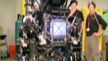Next Generation Top 5 Most Terrifying Robots Upcoming - New 2017