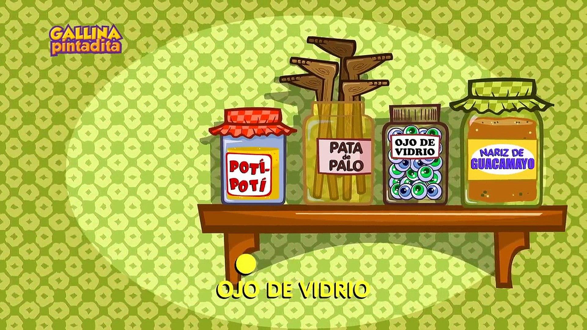 Mariposita Gallina Pintadita 2 Oficial Canciones Infantiles Para Niños Y Bebés