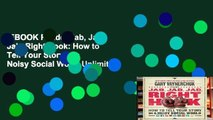 EBOOK Reader Jab, Jab, Jab, Right Hook: How to Tell Your Story in a Noisy Social World Unlimited