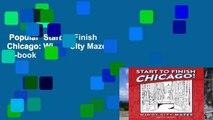 Popular  Start to Finish Chicago: Windy City Mazes  E-book