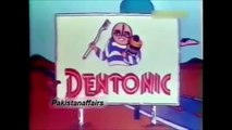 PTV CLASSIC ADS - DENTONIC SPECIAL COMMERCIAL -  DAILYMOTION
