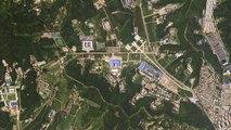 صور تكشف نشاطا بمصنع كوري شمالي أنتج صواريخ قادرة على الوصول إلى الولايات المتحدة