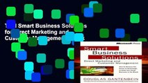 Trial Smart Business Solutions for Direct Marketing and Customer Management Ebook