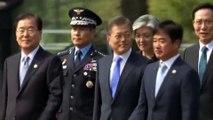 Las dos Coreas mantienen conversaciones militares para reducir tensión en la península