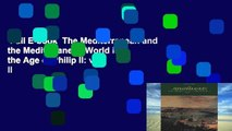 Full E-book  The Mediterranean and the Mediterranean World in the Age of Philip II: v. II