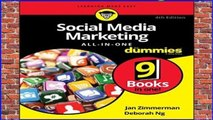 About For Books  Social Media Marketing All-in-One For Dummies (For Dummies (Computers))  Unlimited