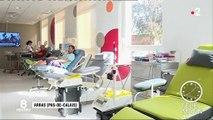 Donner son sang même pendant les vacances scolaires