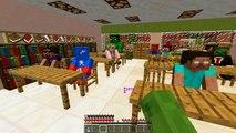 Minecraft School HELPING THE TEENAGE MUTANT NINJA TURTLES!