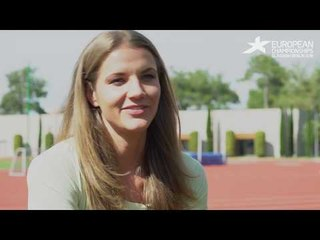 Airine Palsyte   On the road to the Berlin 2018 European Athletics Championships