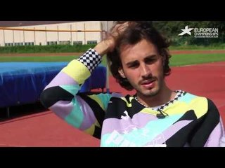 Gianmarco Tamberi   On the road to the 2018 European Championships