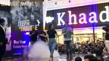 Maya Ali and Ali Zafar Dance On Stage at Packages Mall Lahore_HD