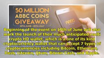 Alibabacoin Foundation is organizing their latest event from 15th June to 14th July to give away ...