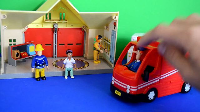 New Fireman Sam Pontypandy Series Postman Pat Late Delivery Fireman sam toys Story