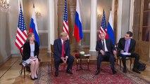 Russia-US summit | Vladimir Putin and  Donald Trump