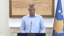 Thaçi garanton: Nuk do të ketë ndarje të Kosovës - Top Channel Albania - News - Lajme