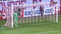AC Ajaccio - Paris SG (1-3) Résumé Coupe de la Ligue [2014-2015]