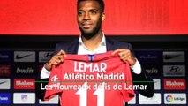 Atlético Madrid - Les nouveaux défis de Thomas Lemar