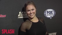Ronda Rousey says wrestling is tougher than acting