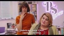 Paquita Salas muestra por primera vez sus tomas falsas en Netflix