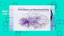Open EBook Lehninger Principles of Biochemistry online