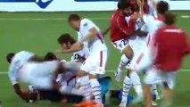 RC Lens - AC Ajaccio (2-4 TAB) Résumé Coupe de la Ligue [2015-2016]