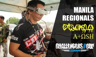 Manila Regionals   After Movie   IDRA 2018 Challengers Cup
