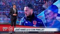 ¿Que pasará con Mauricio Pinilla?