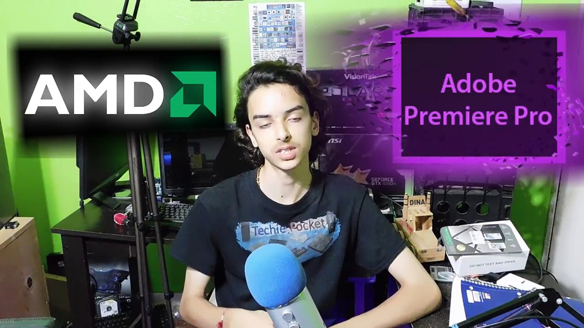 HowTo Enable OpenCL for AMD Cards in Premiere Pro CC 2017