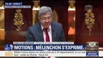 """Affaire Benalla: """"Vous deviez des comptes à l'Assemblée"""", lance Jean-Luc Mélenchon à Édouard Philippe"""