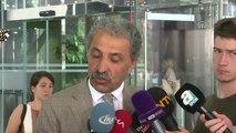 """Kulüpler Birliği Vakfı"""" Toplantısı Sona Erdi - Kayserispor Kulübü Başkanı Erol Bedir"""
