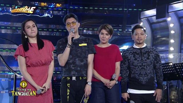 Tawag ng Tanghalan: Jonar Rementizo wins the golden microphone again!