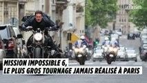 Mission Impossible 6 : les chiffres fous du plus gros tournage jamais réalisé à Paris