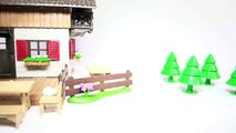 BRIO Railway Train Toys Farm Animals Learn to Count Simple Numbers (4) Trains for Children