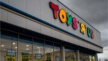 """Toys """"R"""" Us Stores Going Up For Auction"""