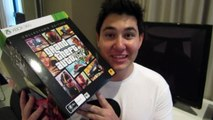 GTA 5 Unboxing Collectors Edition (GTA V Special Edition Unboxing)