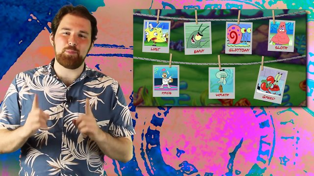 Why Is Mr. Krabs SO Addicted To Money?! SpongeBob SquarePants Cartoon Conspiracy (Ep. 165)