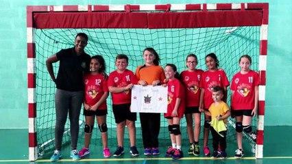 Rejoins le club des Jeune's Handball !